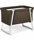 BabyHome Dream Baby Crib - Brown