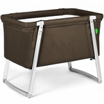 BabyHome Dream Bassinet - Brown