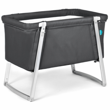 BabyHome Dream Baby Crib - Graphite