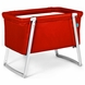 BabyHome Dream Baby Crib - Red