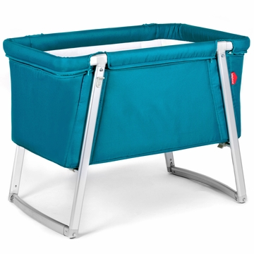 BabyHome Dream Baby Crib - Turquoise