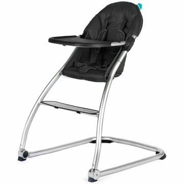 BabyHome Eat High Chair - Black