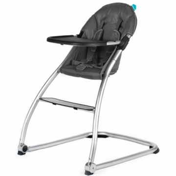 BabyHome Eat High Chair - Graphite