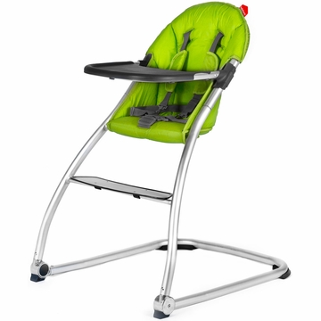 BabyHome Eat High Chair - Green