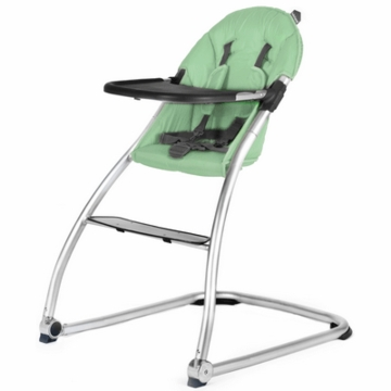 BabyHome Eat High Chair - Mint