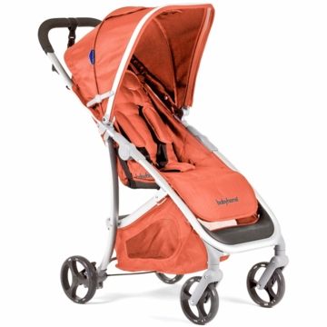 BabyHome Emotion Stroller - Coral