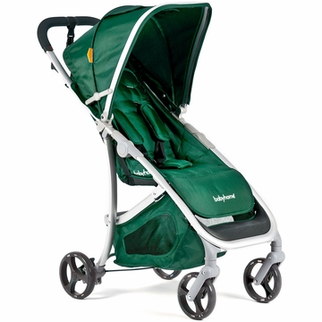 BabyHome Emotion Stroller - Forest Green