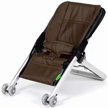 BabyHome Onfour Bouncer - Brown