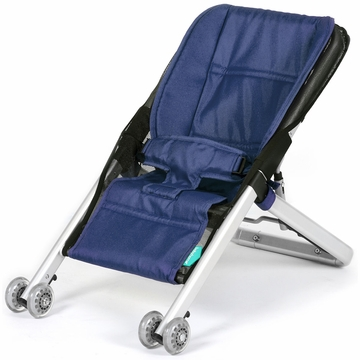 BabyHome Onfour Bouncer - Navy