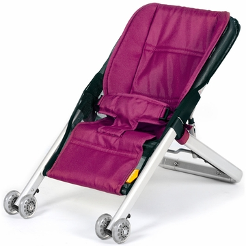 BabyHome Onfour Bouncer - Purple