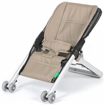 BabyHome Onfour Bouncer - Sand