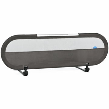 BabyHome Side Light Bed Rail - Grey