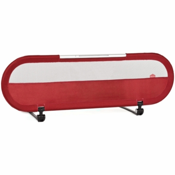 BabyHome Side Light Bed Rail - Maroon