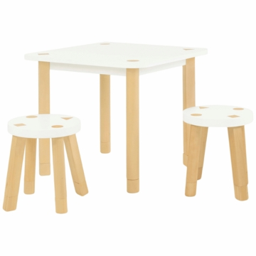 BabyLetto Kaleidoscope Table & Stools Playset