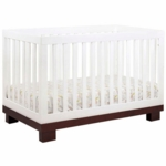 BabyLetto Modo 3-in-1 Convertible Crib in Espresso/White
