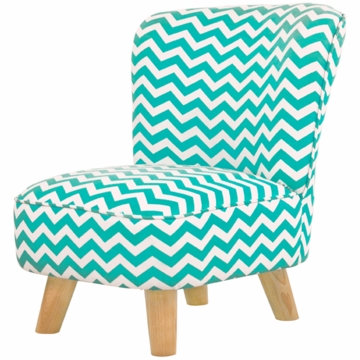 BabyLetto Pop Mini Chair in Blue