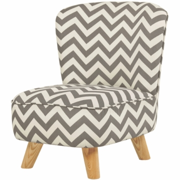 BabyLetto Pop Mini Chair in Grey