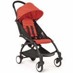Babyzen Yoyo 6+ Stroller - Black / Red