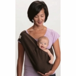 Balboa Baby Serene Sling in Chocolate Brown - XLarge