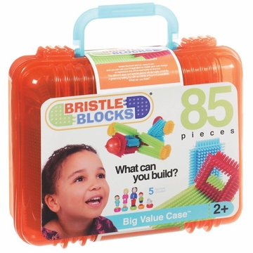 Battat Bristle Block - 85 Piece Set