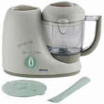 Beaba BabyCook 4 in 1 Food Prep & Blender Latte/Mint
