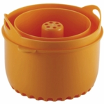 Beaba Babycook Rice Cooker in Orange