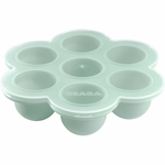 Beaba Multiportions Freezer Tray in Mint
