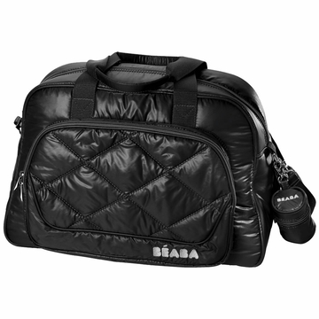 Beaba New York Diaper Bag - Black