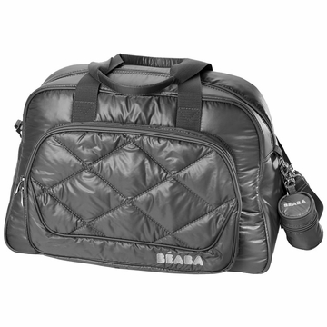 Beaba New York Diaper Bag - Gray