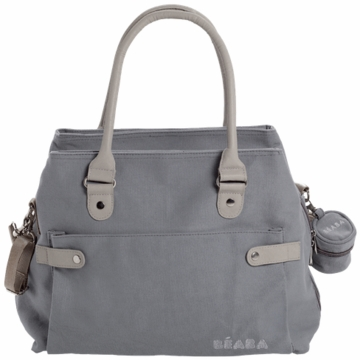 Beaba Stockholm Open Bag - Gray