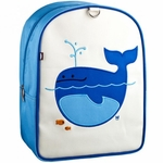 Beatrix New York Little Kid Backpack - Lucas (Whale)