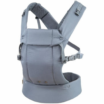 Beco Baby Gemini 4 in 1 Baby Carrier, Organic - Grey