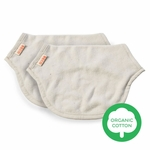 Beco Baby Gemini Bib, Organic, Set of 2 - Natural
