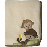 Bedtime Originals Curly Tails Blanket