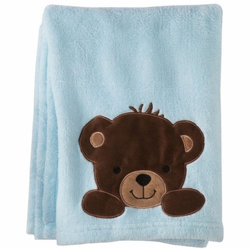 Bedtime Originals Honey Bear Blanket
