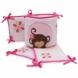 Bedtime Originals Jungle Sweeties Crib Bumper