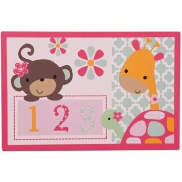 Bedtime Originals Jungle Sweeties Wall D�cor