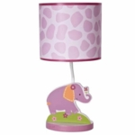 Bedtime Originals Lil' Friends Lamp with Shade & Bulb