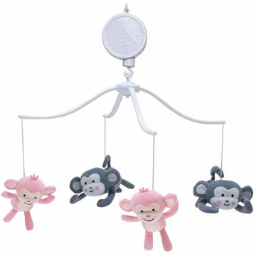 Bedtime Originals Pinkie Musical Mobile