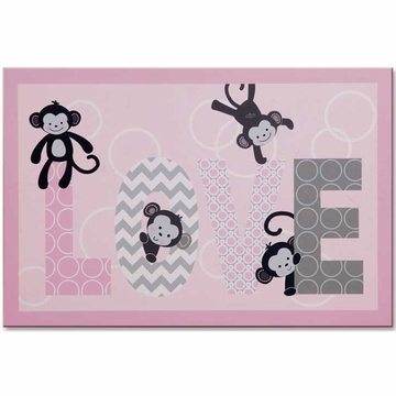 Bedtime Originals Pinkie Wall D�cor