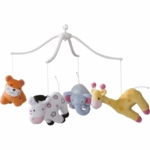 Bedtime Originals Tutti Frutti Musical Mobile