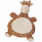Bestever Baby Mat in Natural Giraffe