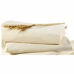 Bloom Alma Mini 2 Pack Fitted Sheet in Natural Wheat