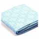 Bloom Alma Papa 2 Pack Fitted Sheets in Lollipop Bermuda Blue