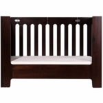 Bloom Alma Papa Toddler Rail in Cappuccino