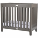 Bloom Alma Urban Cot/Crib in Frost Grey