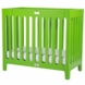 Bloom Alma Mini Urban Crib in Gala Green