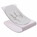 Bloom Coco Stylewood Lounger in Beach House White (FRAME ONLY)