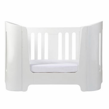 Bloom Luxo Toddler Rail in Coconut White