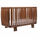 Bloom Retro Crib in Oak